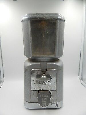 Bell National Gumball Machine Vintage / Antique 14""