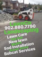 LawnCo Landscaping 902.880.7790