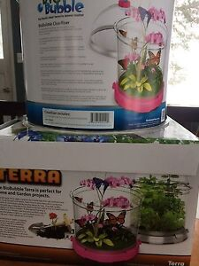 Bio Bubble Terra with raiser and dome