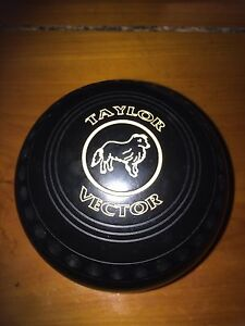 """LAWN BOWLS SET OF 4 BOWLS..""""TAYLOR VECTOR""""..AS NEW CONDITION !! Cooroy Noosa Area Preview"""