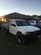 Holden Rodeo ute turbo diesel 4x4 Banora Point Tweed Heads Area Preview