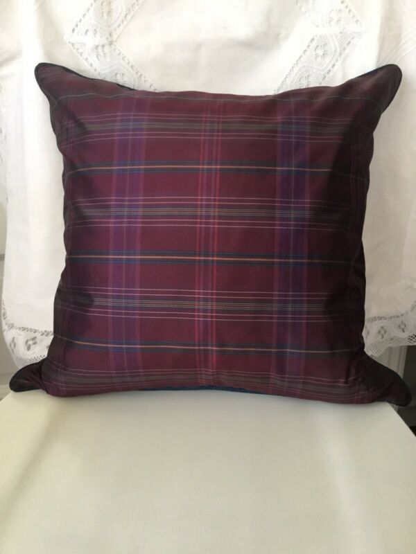 Ralph Lauren decorative pillow - from Priscilla Presley Estate Sale