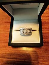 .50 carat 18k diamond dress ring Cleveland Redland Area Preview