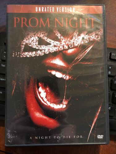 Prom Night DVD Brittany Snow Unrated Slasher Horror Movie Remake - $1.99