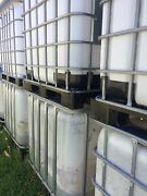 Ibc 1000l water tank Fairy Meadow Wollongong Area Preview