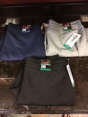 32 Degrees Heat Fleece Tech Ladies Jogger Sweat Pants Size Color Variation