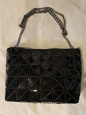 Bao Bao Issey Miyake Crossbody Prism Geometric Black