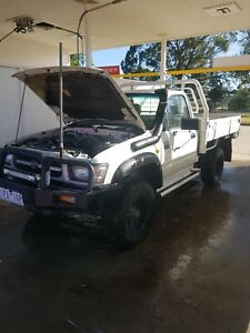 Toyota Hilux 3.0ltr Factory Turbo Diesel