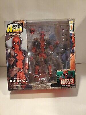Kaiyodo revoltech amazing yamaguchi Marvel Deadpool