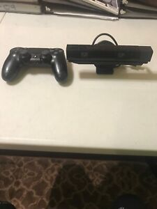 PS4 CONTROLLER AND CAMERA FOR SALE