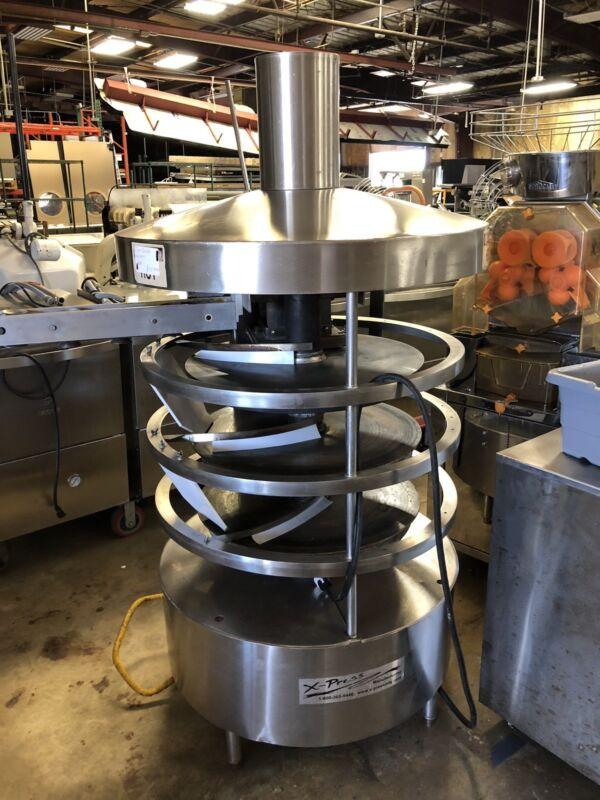 Tortilla Machine Xpress Flour Tortillas