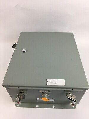 Scu Signal Control Unit With Weatherproof Nema 4 Steel Enclosure Intrepid Southw
