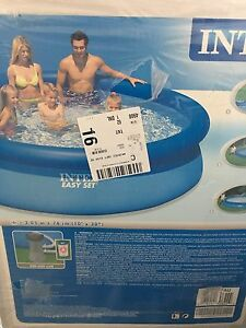 Intex easy set pool Botany Botany Bay Area Preview