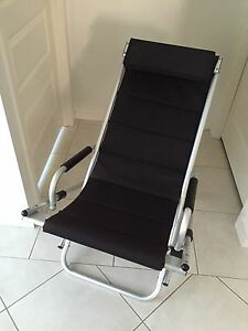 Camping Chair (Aluminium, Rocking) Cleveland Redland Area Preview