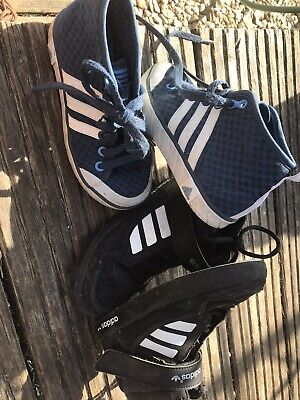 Adidas High Tops Trainers Bundle Size 12  Boys