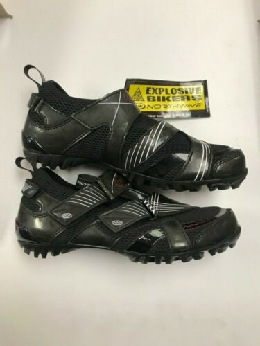 NEW in Box Northwave Workout MTB Cycling Shoes EU 39 US 7 Spinning Shoes