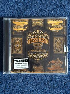 Hymns For the Non-Believer by Kisschasy CD Werribee Wyndham Area Preview