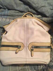 OrYANY Leather Backpack Purse