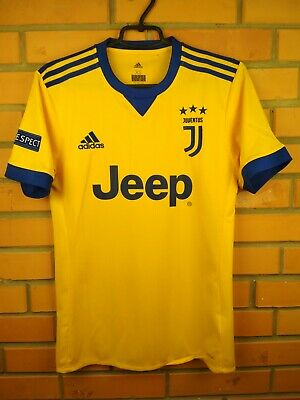 295c52b1b Juventus jersey XS 2017 2018 away shirt BQ4530 soccer football Adidas