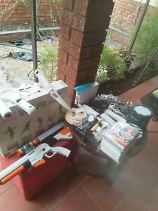 WII CONSOLE GAMES ACCESSORIES PACKAGE