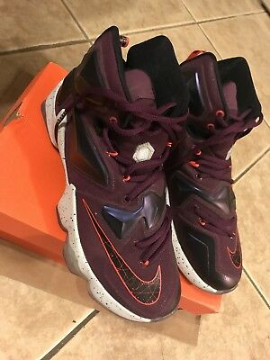 3615123a542 Nike Lebron James X111 Written in the Stars size 8