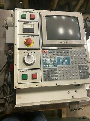 1998 Haas Vf-8 Control Panel With Usb Drive