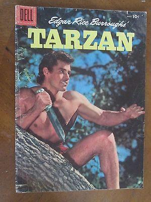 EDGAR RICE BURROUGHS' TARZAN  Vol I No 80  1956 ~