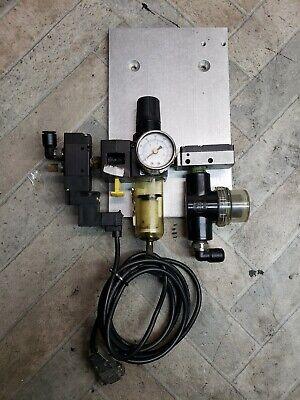 Used Vacuum Generator Piab Assembly 24vdc