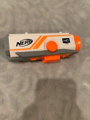Nerf Modulus 720p HD  Blaster Guns with Elite N Strike Rail Mountscamera scope