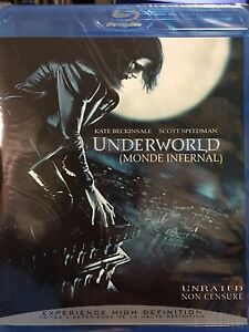 Underworld bluray (sealed)