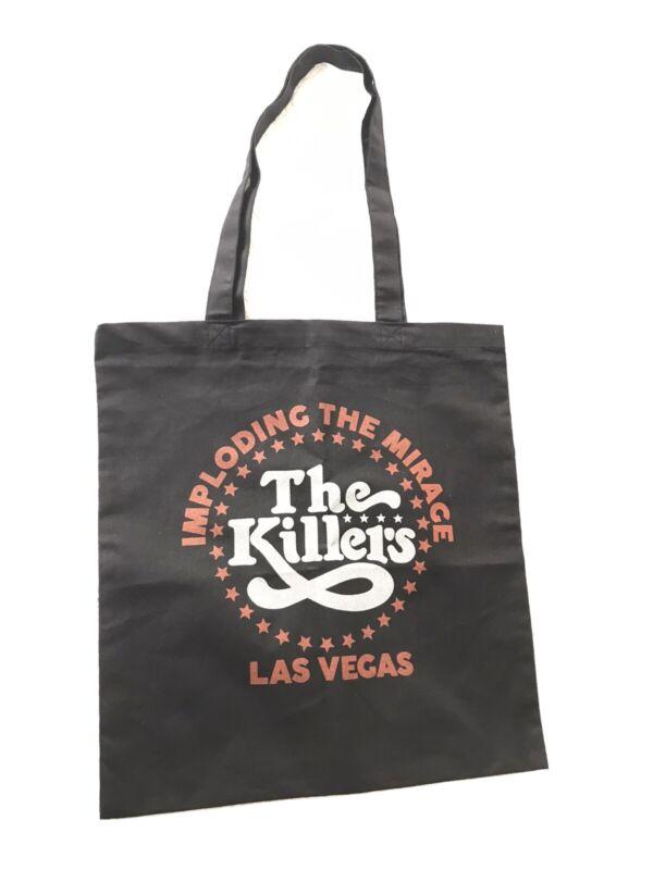 The Killers Imploding the Mirage Las Vegas tote bag