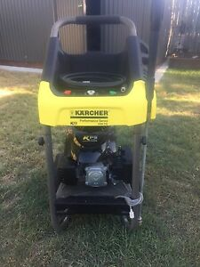 Karcher 2500psi petrol pressure washer sold pending pickup Warana Maroochydore Area Preview