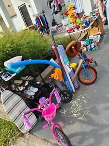 Massive moving out Garage SALE- Merrylands