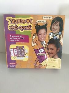 Yahoo! web speak game Newcastle Newcastle Area Preview