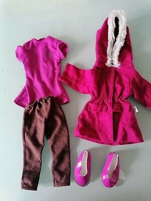 Chad Valley Design A Friend Doll coat/clothes/shoes outfit see other items💖