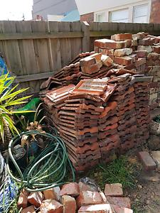 Terracotta roof tiles - 200 + Caulfield South Glen Eira Area Preview