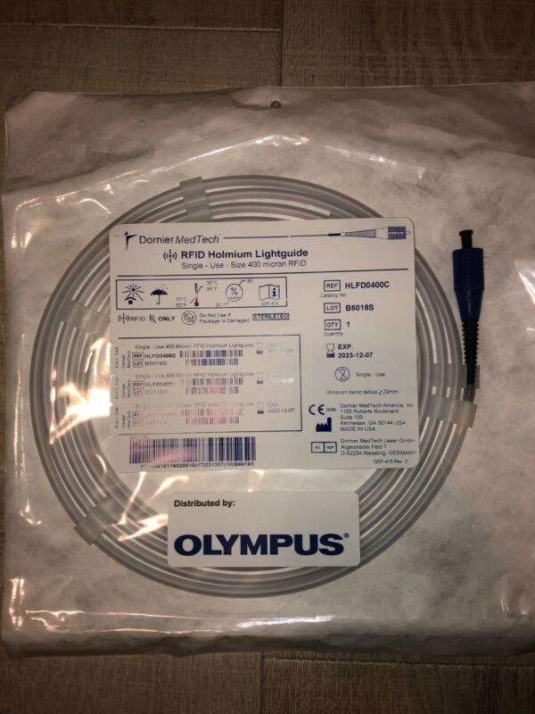 NEW Olympus Dornier Holmium Laser Fibers 400 HLFD0400C