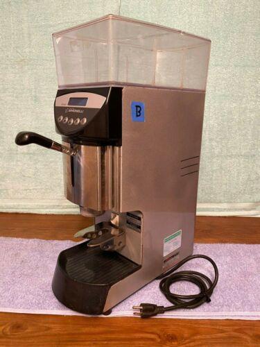 (LotB) USED Nuova Simonelli Mythos PLUS Coffee Grinder - Made in Italy