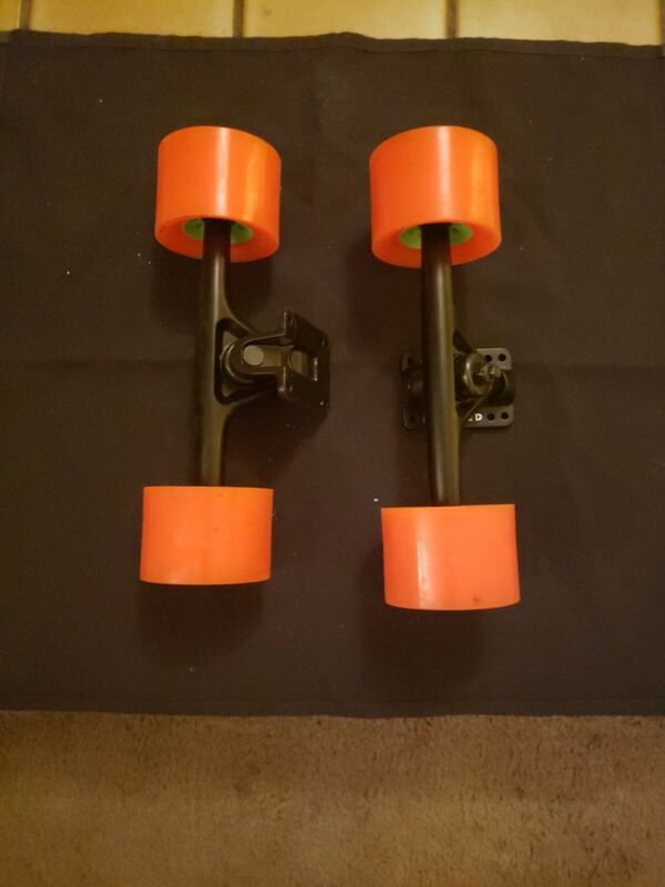 Boosted Board V2 Wheels and trucks 80mm