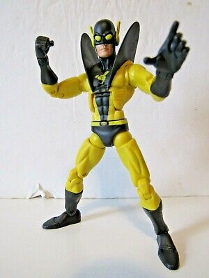 "Marvel Legends X-Men Blob Baf Series 6"" Inch Yellow Jacket Action Figure"