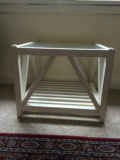 Hamptons style Side Table Northbridge Willoughby Area Preview