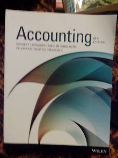 Accounting 9th Edition $ 100.00 all up (this price includes POST) Bundaberg Central Bundaberg City Preview