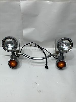 01 Harley-Davidson FLHTCUI Electra Glide Passing Turn Fog Lamp Light Bar