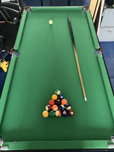 4ft Snooker and Pool Table