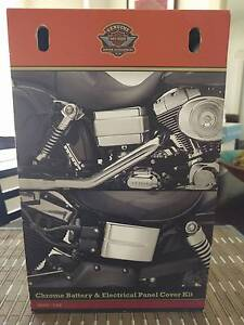 Genuine Harley Davidson Chrome Electrical Panel Cover Adelaide CBD Adelaide City Preview