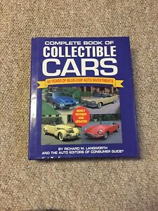 Book of Collectible Cars