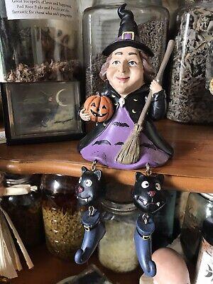 Halloween Decorated Kitchens (Kitchen Witch)