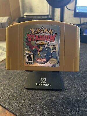 Pokemon Stadium 2 Cartridge (Nintendo 64, N64) - Authentic - Great Condition!