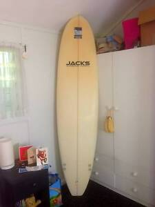 """Surfboard 7' 6"""" - hardly used, near new Gold Coast Region Preview"""