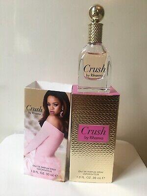 Perfume Slightly Used. Rihanna Crush 30ml EDP. NO RESERVE. Beautiful Fragrance🌸